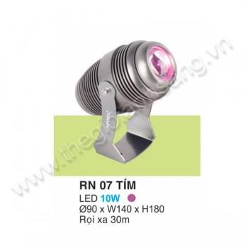 Đèn chiếu mặt dựng LED 10W HP8-RN07TIM