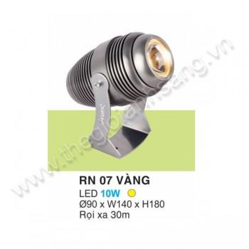 Đèn chiếu mặt dựng LED 10W HP8-RN07V