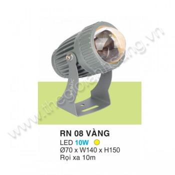 Đèn chiếu mặt dựng LED 10W HP8-RN08V