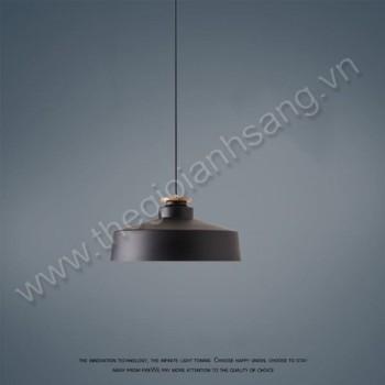 Đèn thả bàn ăn Ø400mm PH9-THCN105/Đen