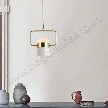 Đèn thả LED 1 bóng DC9-THD63/1XV-B