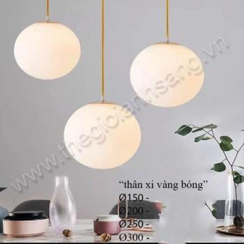 Đèn thả thủy tinh Ø150>Ø300mm PH9-THCN207/20