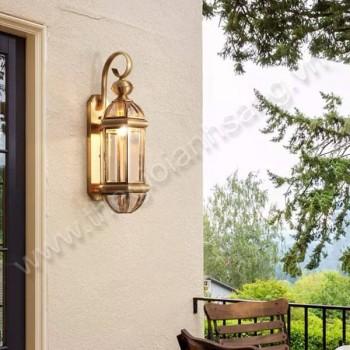 Đèn tường đồng H450mm HP20-VD6007S