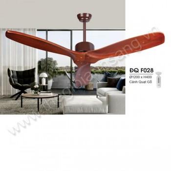 Quạt trần đèn Led Ø1080mm HP20-ĐQF028