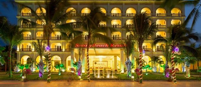 Đại sảnh Sunny Beach Resort