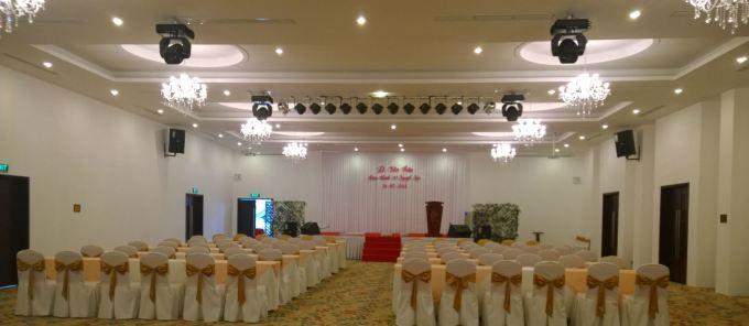 Trung tâm tiệc cưới Đồng Khởi Bến Tre